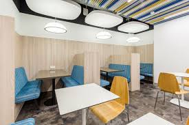 bank and office interiors. Office Interior Design. Bank Canteen. DeltaCredit By Meandre And Interiors C
