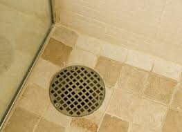 clogged shower drain standing water remes for a clogged shower drain how to unclog a stall