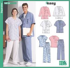 Scrub Patterns Mesmerizing New Look 48 Unisex Scrubs