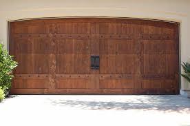 image of decorative hardware for garage doors