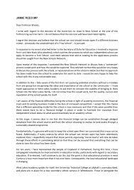 Resignation Letter: School Governor Resignation Letter Sample Open ...
