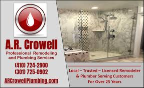 Bathroom Remodeling Columbia Md Extraordinary 48STAR Bathroom Remodeling Plumbing Laurel MD Howard Co MD