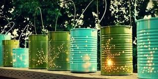 DIY Outdoor Lighting Outdoor Entertaining Ideas