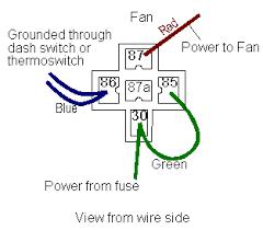 electrical fans wiring contour install erareplicas com 427man wiring fanrelay gif