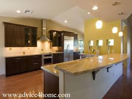 dark wood modern kitchen cabinets. Modern Italian Style Hood And Gold Glass Tiles Pull In Yellow Wall Dark Wood Cabinets Kitchen Design