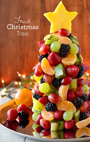 fruit christmas tree. Modren Christmas Start A New Holiday Tradition With Beautiful And Fresh Fruit Christmas  Tree Perfect For With Tree Iowa Girl Eats