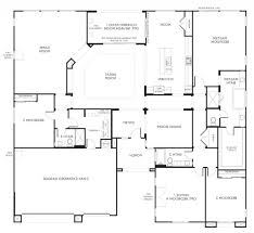 Tworoom Open Floor House Plans One Level Master Planstwo Cabin Single Level House Plans