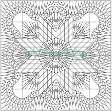 119 best Quilt line drawings images on Pinterest | Comforters ... & Dragon Star Line Drawing, Quiltworx.com, Made by Quiltworx.com Adamdwight.com