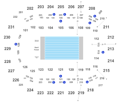 Chi Health Center Seating Chart Us Olympic Team Swimming Trials All Sessions Tickets Chi