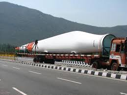 Image result for Windmill Transportation in india