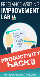 lance writing improvement lab productivity hacks to write   lance writing improvement lab productivity hacks com