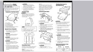 tekonsha prodigy p wiring instructions wiring diagram prodigy 2 brake controller wiring diagram wire