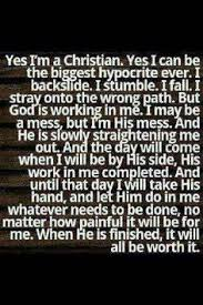 I Am A Christian Quotes Best of I Love The Last One When I Say I Am A Christian I Do Not Wish To