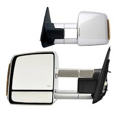 Toyota Tundra 2007-2013 Extendable Towing Mirrors - K Source ...