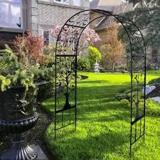 seedling soar iron arch seat modern