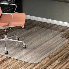 clear desk chair hardwood floor protectors mat for plush carpet pad office large mats design hard surface rolling chairs plastic rug floors protector