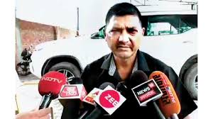 Uttar Pradesh Bjp Mla Rajesh Mishra Says Did Not Threaten Daughter