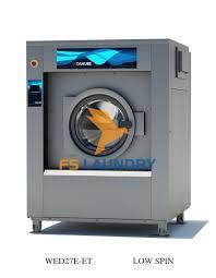 Máy giặt công nghiệp Danube WED27E-ET chân cứng 28kg