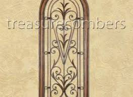 >14 tuscan wrought iron wall decor metal wall decor home wall  tuscan scroll wrought iron wall basket planter french
