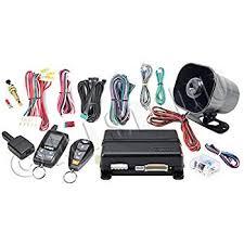amazon com installgear car alarm security keyless entry system viper 5305v 2 way lcd vehicle car alarm keyless entry remorte start system