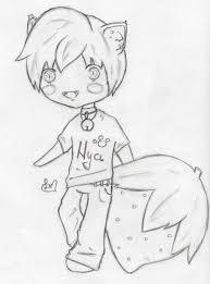 Chibi Boy Drawing At Getdrawingscom Free For Personal Use Chibi