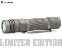 Титановый <b>фонарь Olight S30-Ti</b> Baton| Купить светодиодные ...