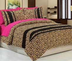 animal print bedding sheets