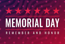 How many days until memorial day 2021? Memorial Day Cvtc