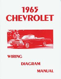 impala parts literature multimedia literature wiring 1965 chevrolet full size wiring diagram