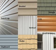 vinyl siding colors and styles. 8 Styles Of Vinyl Siding Colors And E