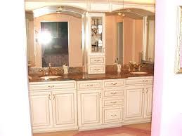 bathroom countertop tower cabinet vanity cabinets office table for linen ta bathroom vanity tower