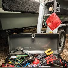 make sure you have plenty of tools at the ready when you tackle trailer maintenance photo courtesy of outdoor life