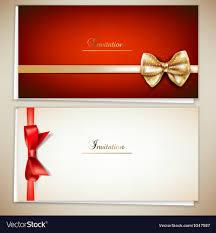 Elegant Invitation Cards Elegant Invitation Cards Template