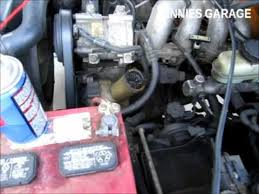 how to replace a ford ranger fuel injector in 20 minutes fast n  at New Engine Wiring Harness For 1996 Ford Ranger 2 3l 4 Cylinder