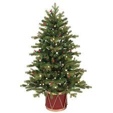 Shop GE 5ft Prelit Colorado Spruce Artificial Christmas Tree Pre Lit Spruce Christmas Tree