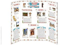 California Missions Project Kit School Project Printables