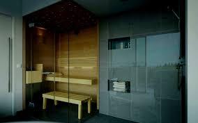 Luxus Badezimmer Modern Schwarz Wohnwand Streichen Cool Wohnwand
