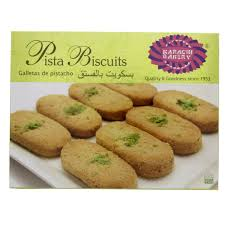Buy Karachi Bakery Pista Biscuits 400 Gm Online In Uae Abu Dhabi Qatar