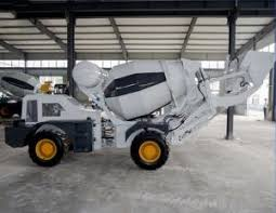 500 Liters Self Loading Mobile Concrete Mixer With Pump Hydraulic System  for sale – Concrete Construction Equipment manufacturer from china  (109971219).
