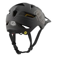 Troy Lee Designs A1 Troy Lee Designs A1 Classic Mips Helmet Black