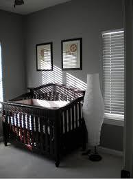 gray walls brown furniture. Gray Walls With Dark Crib Baby Things Tanya Pinterest Nursery Babies And Future Brown Furniture