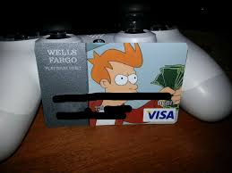 How To Design Your Own Debit Card Wells Fargo My Bank Finally Accepted My Card Design Imgur