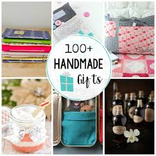 100 handmade gifts to make for or other fun occasions