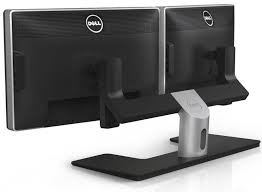 slide 1 of 9 show larger image dell mds14 dual monitor stand
