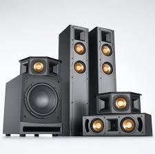 klipsch surround sound speakers. klipsch rf-42 ii home theater speakers surround sound