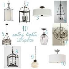 entryway lighting ideas. 10 Entry Light Ideas 320 Sycamore Entryway Lighting 3