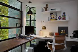 contemporary home office. Woodside Residence Contemporary-home-office Contemporary Home Office A