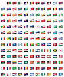 Flag Emoji Chart Diversity