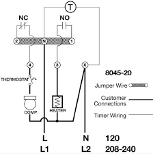 paragon timers and manuals larger image paragon 8145 wiring larger image other defrost timers