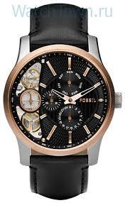 Мужские наручные <b>часы FOSSIL ME1099</b> в Москве. Кварцевые ...